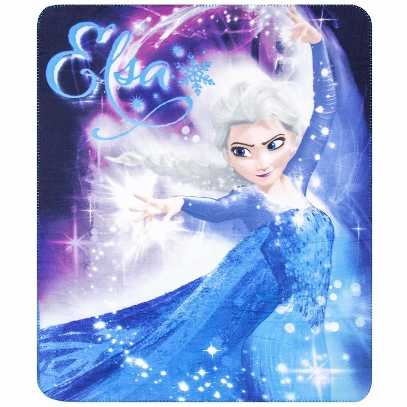 Fleece kleedje Frozen Elsa voor meisjes