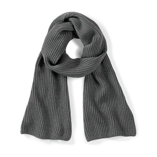Grijze Beechfield sjaal 170 cm