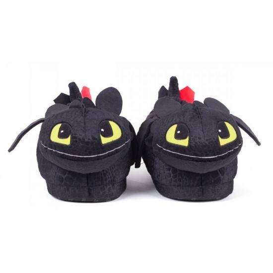Hoe tem je een draak Krokmou pantoffels