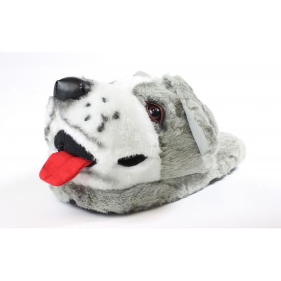 Instap pantoffels hond voor kinderen