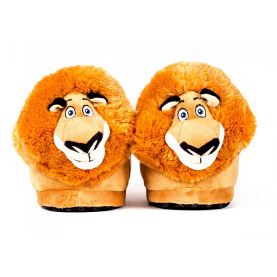 Madagascar leeuw Alex pantoffels voor volwassenen