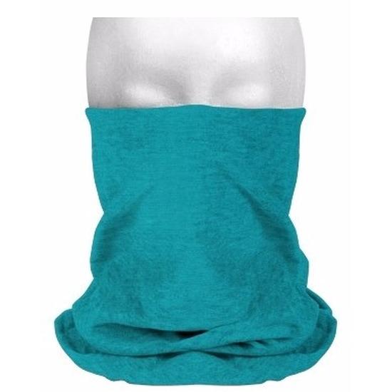 Morph sjaal turquoise