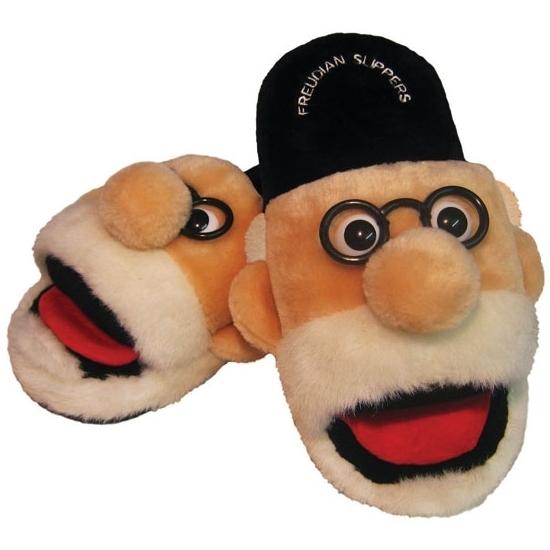 Pantoffels van Freud