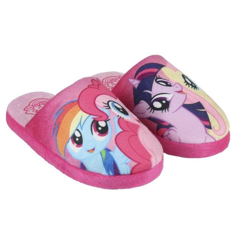 Roze My Little Pony open pantoffels voor meisjes