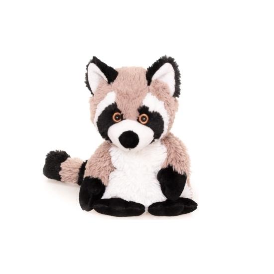 Sloffen webshopWarm knuffel wasbeer babyshower kado 18 cm