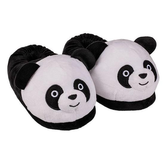 3D panda pantoffels voor dames
