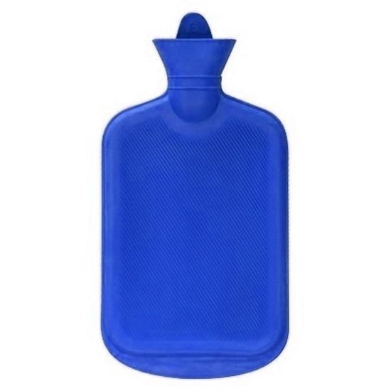 Blauwe kruiken 2 liter