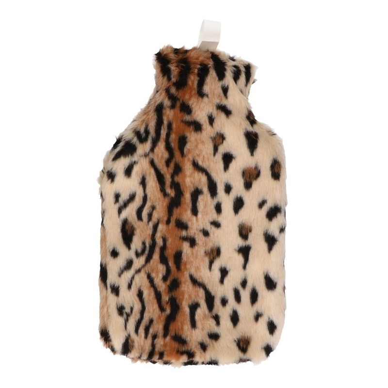 Cheetah kruik nep bont