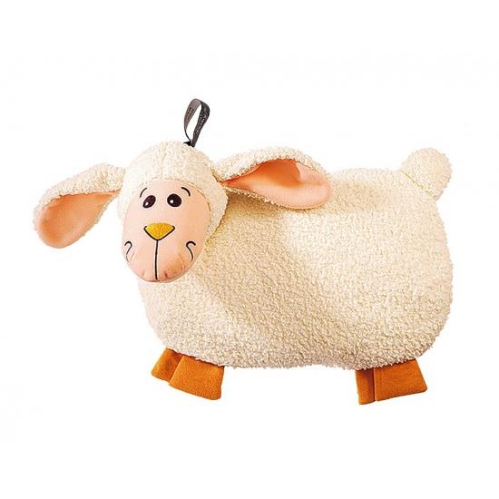 Kado kruik knuffel schaap/lammetje
