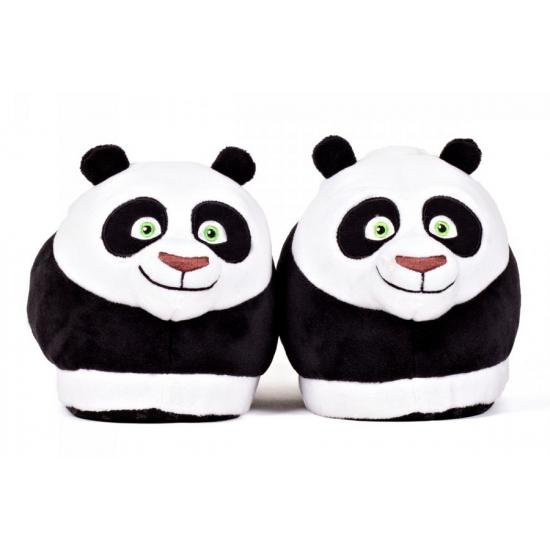Kung fu panda Po pantoffels voor kids
