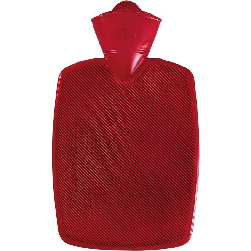 Rode waterkruik 1,8 liter zonder hoes