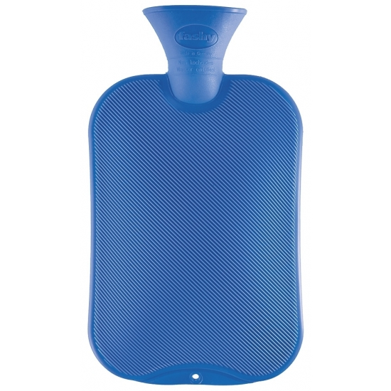 Warm water kruik kobalt 2 L