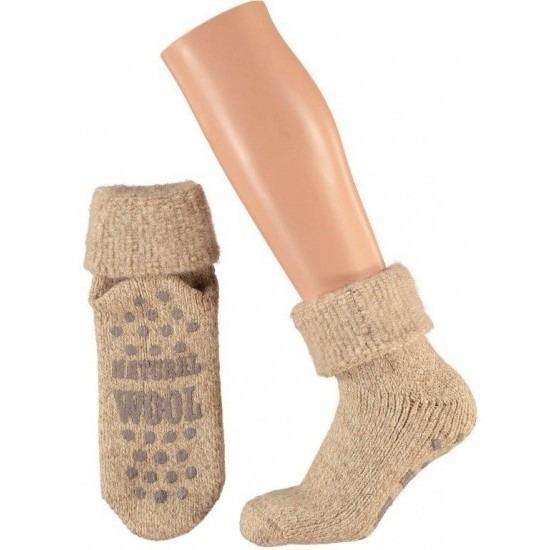 Winter sokken van wol maat 27/30 voor kids